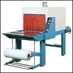 sleeve-wrapping machine