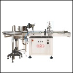 topping-up and capping machine