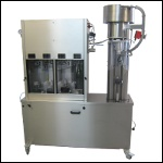 filling and corking machine
