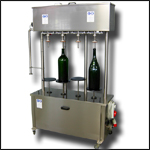Filling Machine for Magnum bottles - RG700M