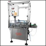 Automatic Linear Tip-over Blower For Glass Jars