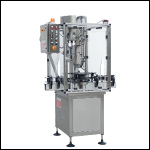 Automatic Capping  machine for Crow Caps - TPC2000
